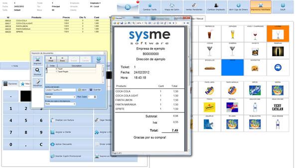 Software Tpv Sysme Tpv 4.07