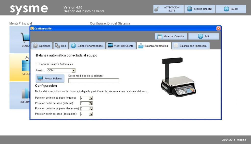 Software Tpv Sysme Tpv 4.15