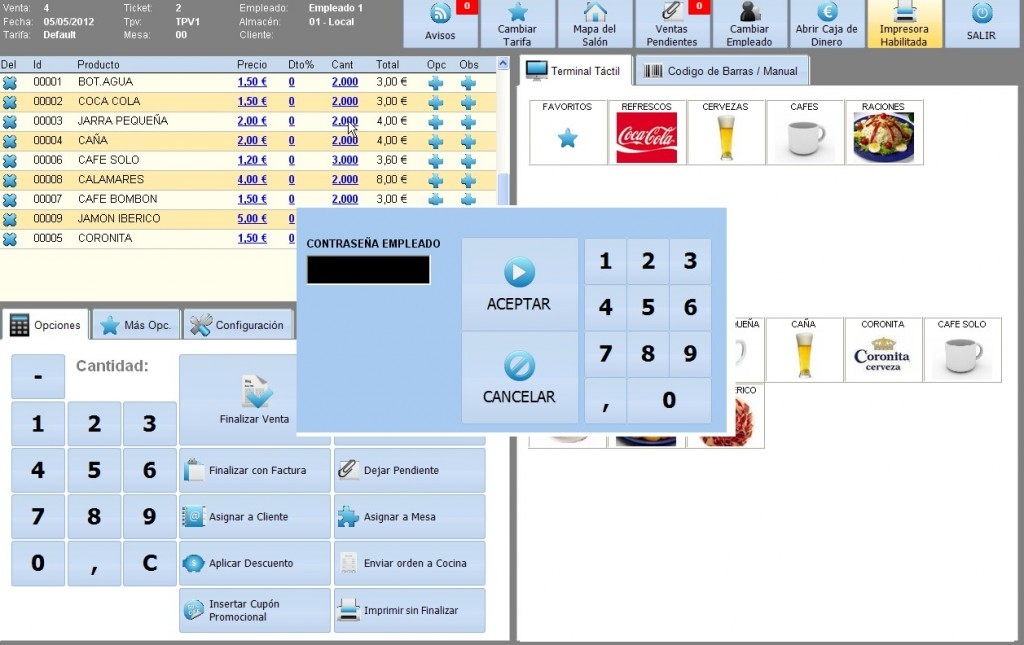Software Tpv Sysme Tpv 4.17