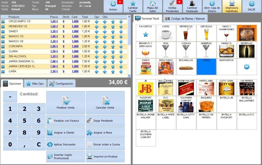 Software Tpv Sysme Tpv 4.23