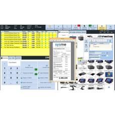 Licencia Software Sysme Tpv