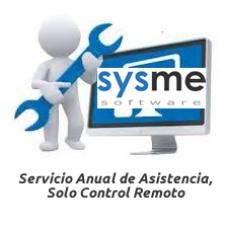 Servicio Anual de Asistencia - Solo Control Remoto