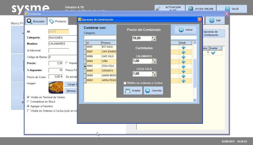 Software Tpv Sysme Tpv 4.19