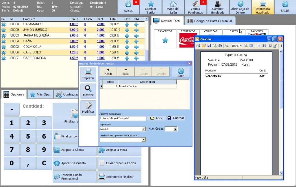 Software Tpv Sysme Tpv 4.20