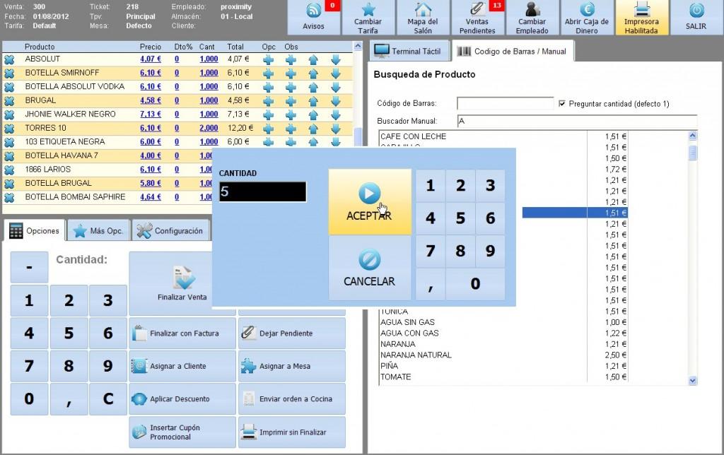 Software Tpv Sysme Tpv 4.24
