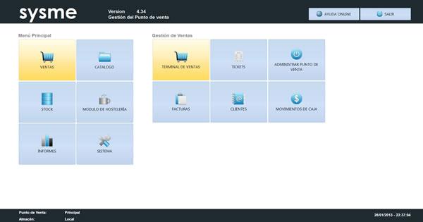 Software Tpv Sysme Tpv 4.34