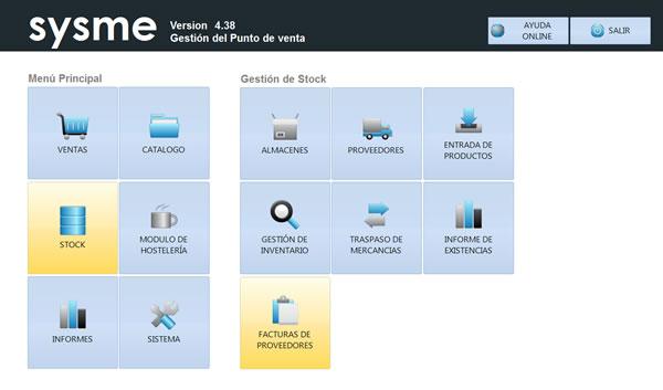 Software Tpv Sysme Tpv 4.38